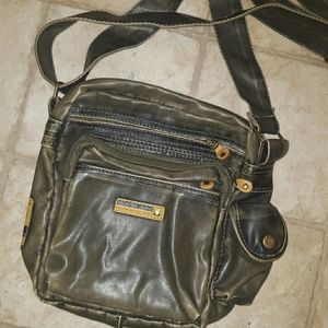 Volunteer Jeans crossbody bag